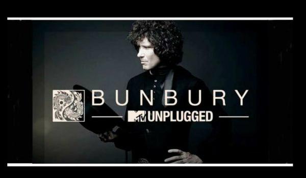 Bunbury se rodea de amigos en su MTV Unplugged