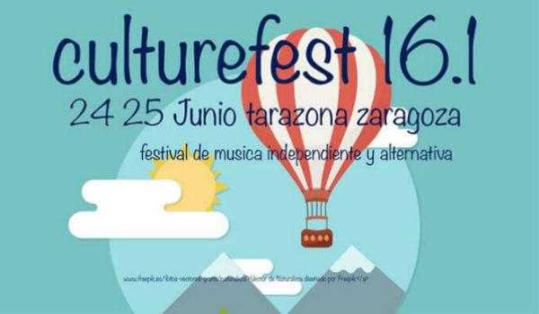 Más confirmaciones del Festival Culturefest 16.1