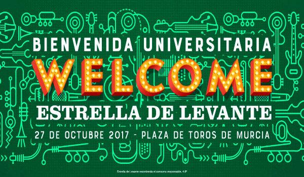 Welcome de Estrella de Levante: horarios