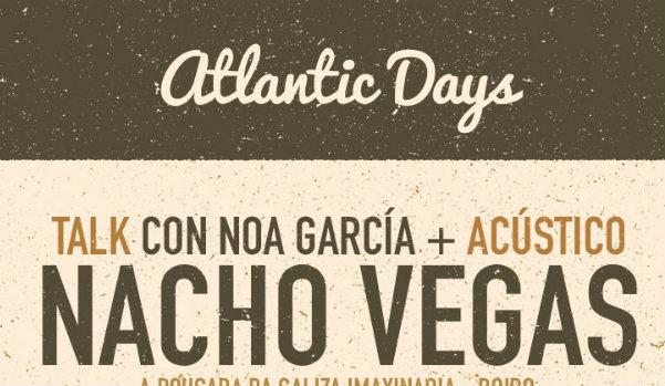 Los Atlantic Days comienzan con Nacho Vegas