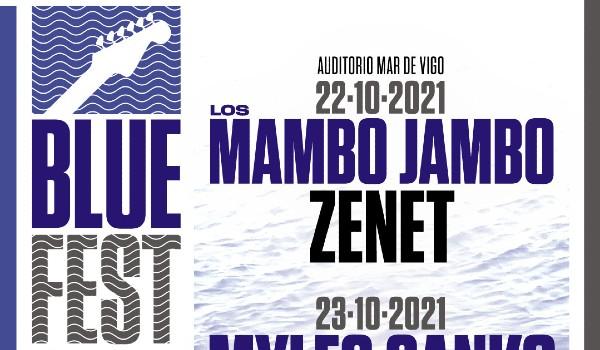 Bluefest, este fin de semana en Vigo